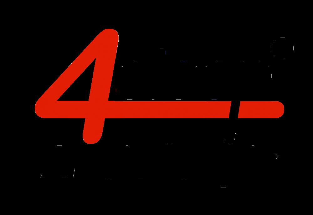 4sleep s.r.o. logo červené